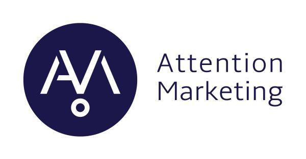 Attention Marketing Logo