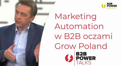 S03E13 - Marketing Automation w B2B oczami Grow Poland